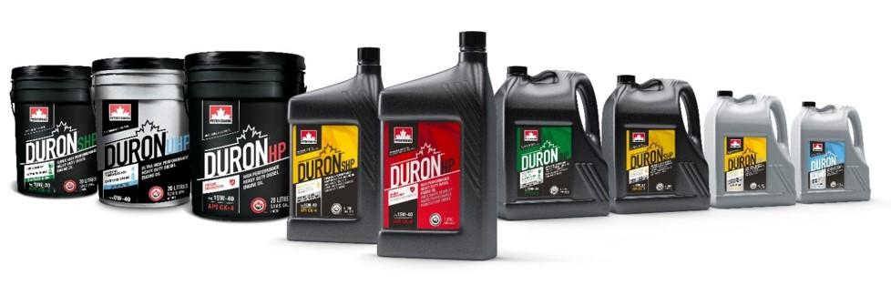 Duron oils